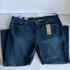 Levi Strauss & Co. 541 Athletic Taper blue jeans